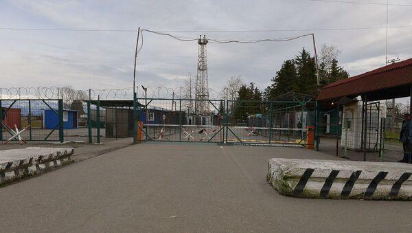 Контрольно-пропускной пункт  - Sputnik Абхазия