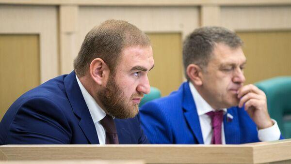 Заседание Совета Федерации РФ - Sputnik Абхазия