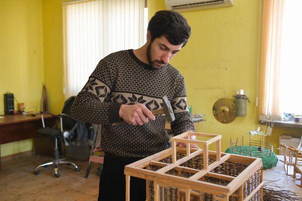 Изготовление апацхи - Sputnik Абхазия