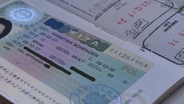 Шенгенская польская виза - Sputnik Абхазия