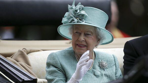 Королева Великобритании Елизавета Вторая. Архивное фото - Sputnik Абхазия