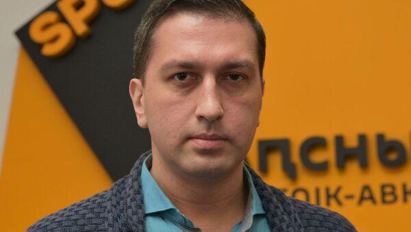Александр Адырхаев - Sputnik Абхазия