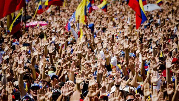 Лавров: Москва Венесуелатәи аполитикатә мчрақәа рдиалог иадгылоит - Sputnik Аҧсны