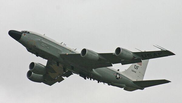 Американский самолет-разведчик - Sputnik Аҧсны