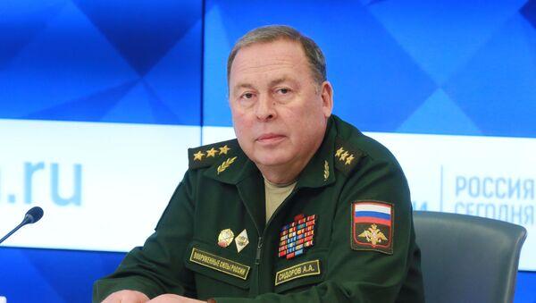 Начальник Объединенного штаба Организации договора о коллективной безопасности, генерал-полковник Анатолий Сидоров  - Sputnik Абхазия