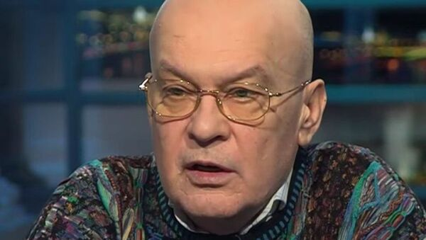 Александр Жилин - Sputnik Абхазия