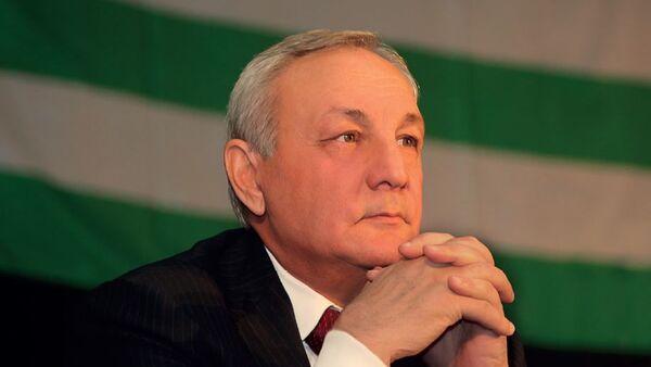 Сергей Багапш - Sputnik Аҧсны