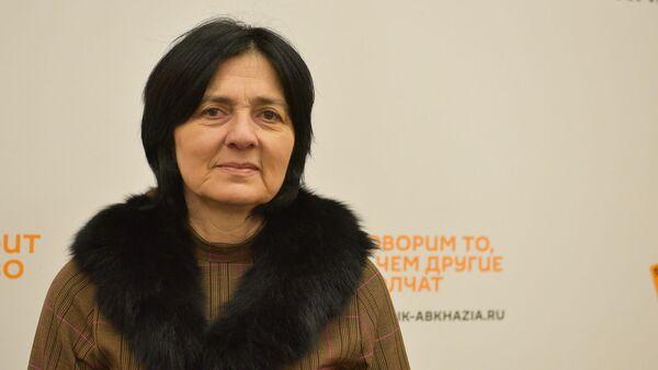 Людмила Ануа - Sputnik Аҧсны