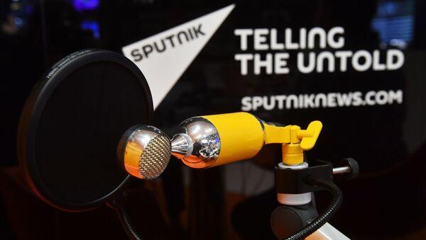 Арадио Sputnik астудиа - Sputnik Аҧсны