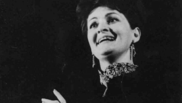 Людмила Логуа. 1968 год - Sputnik Абхазия