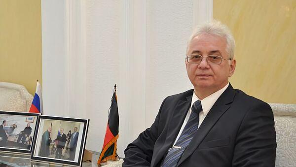 Александр Мантыцкий  - Sputnik Абхазия