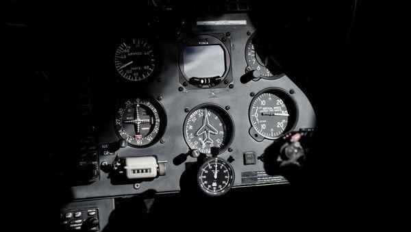Кабина пилота  - Sputnik Абхазия
