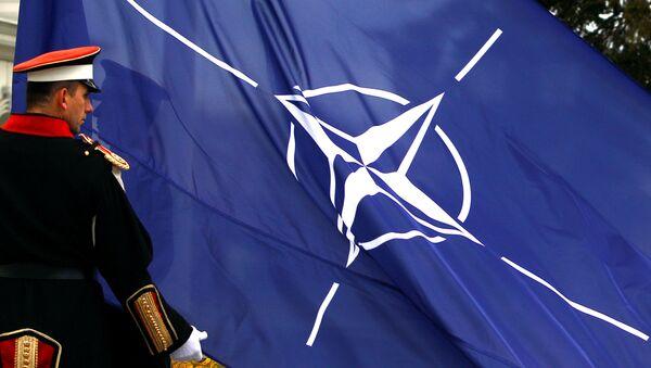 Флаг НАТО - Sputnik Абхазия