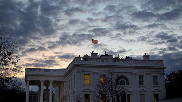 Здание Белого дома в Вашингтоне, США. Архивное фото - Sputnik Абхазия