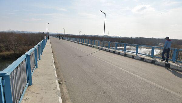 Грузино-абхазская граница - Sputnik Аҧсны