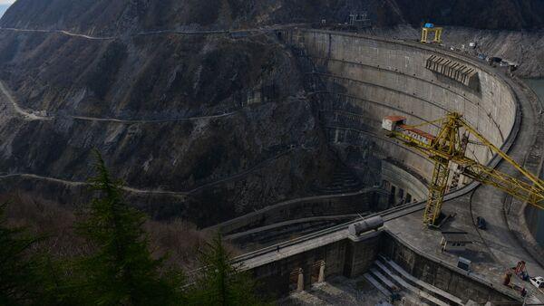 Ингурская ГЭС - Sputnik Аҧсны