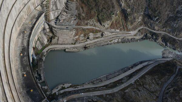 Ингурская ГЭС - Sputnik Абхазия
