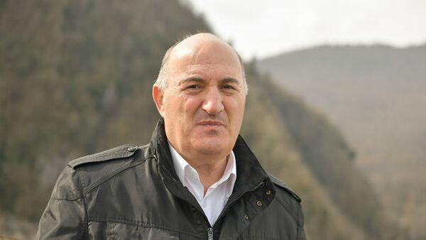 Леван Мебония - Sputnik Абхазия
