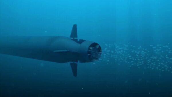 Океанская многоцелевая система «Посейдон» - Sputnik Абхазия