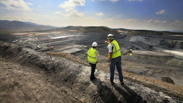 Добыча угля в Австралии - Sputnik Абхазия