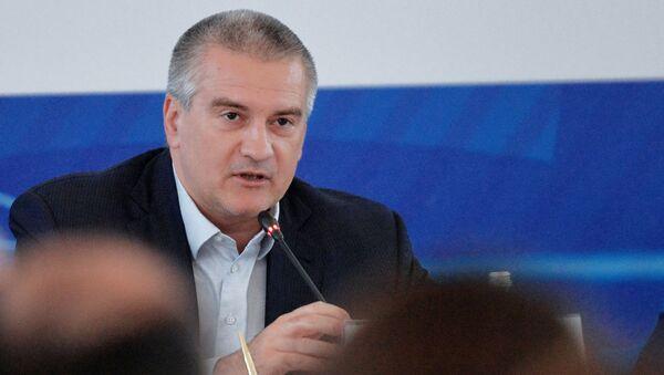 Глава Республики Крым Сергей Аксёнов - Sputnik Абхазия