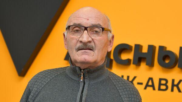 Енвер Ажиба - Sputnik Аҧсны