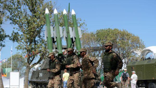 Соревнования расчетов ПВО Мастера противоздушного боя - Sputnik Абхазия