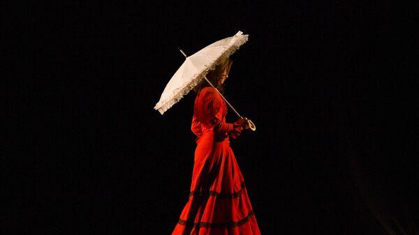 Творческий поэтический вечер Шедевры абхазской поэзии в драмтеатре - Sputnik Аҧсны