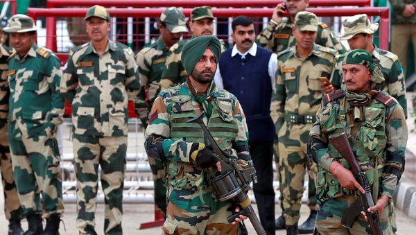 Индийская армия  - Sputnik Абхазия