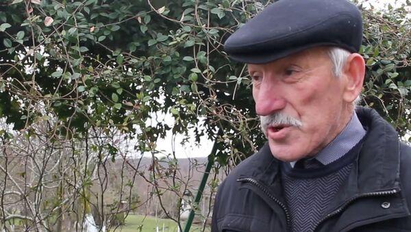 Валерий Багапш - Sputnik Аҧсны