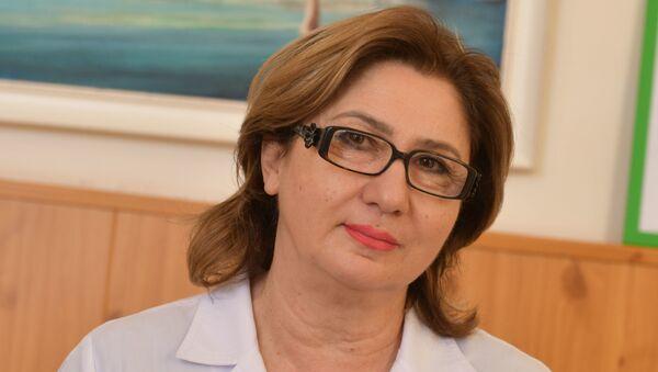 Ада Абухба - Sputnik Абхазия