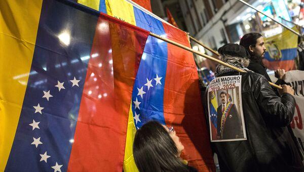 Венесуела ААР: ЕАА аҭоурыхтә гха ҟанаҵеит - Sputnik Аҧсны