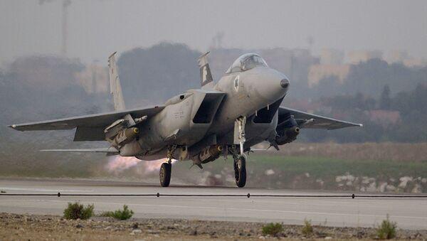 Самолет F15 Eagle ВВС Израиля - Sputnik Абхазия