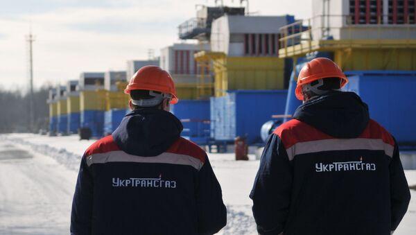 Бильче-Волыцко-Угерское газохранилище на Украине - Sputnik Абхазия
