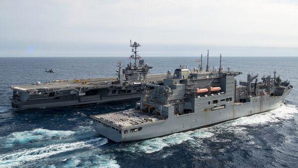 ВМС США  - Sputnik Абхазия