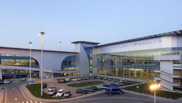 Новое здание аэропорта Шереметьево Терминал D - Sputnik Абхазия