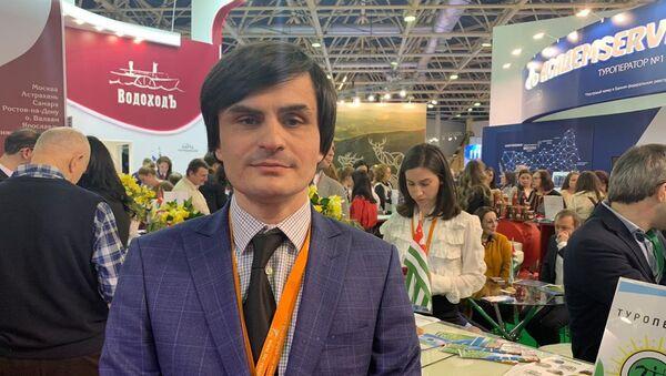 Адамур Мукба - Sputnik Абхазия