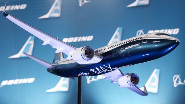 Boeing 737 MAX - Sputnik Абхазия