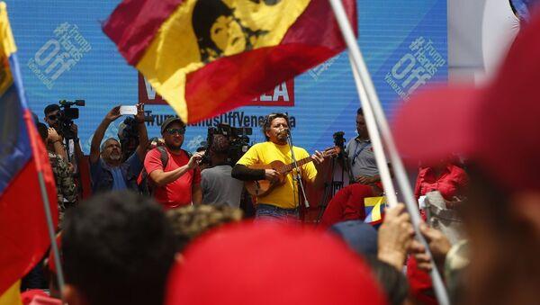 Венесуела имҩаԥысуа акциа - Sputnik Аҧсны
