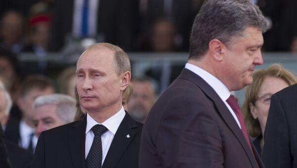 Рабочий визит В.Путина во Францию. Второй день - Sputnik Абхазия