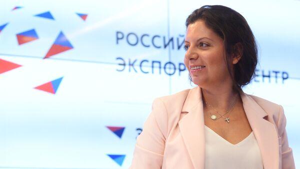 Маргарита Симоньян - Sputnik Абхазия
