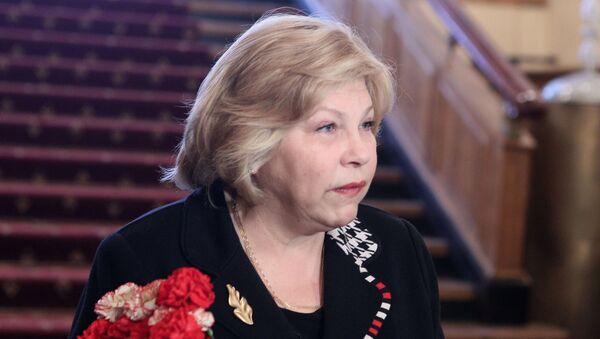 Первый заместитель председателя комитета Государственной Думы РФ по культуре Елена Драпеко  - Sputnik Абхазия