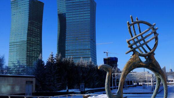 Жилой комплекс Северное сияние в Астане - Sputnik Абхазия