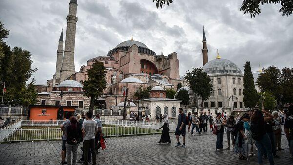 Святой Софии в Стамбуле - Sputnik Абхазия