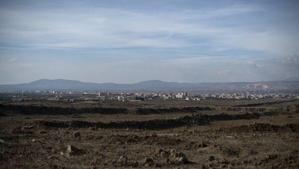 Провинция Кунейтра в Сирии - Sputnik Абхазия