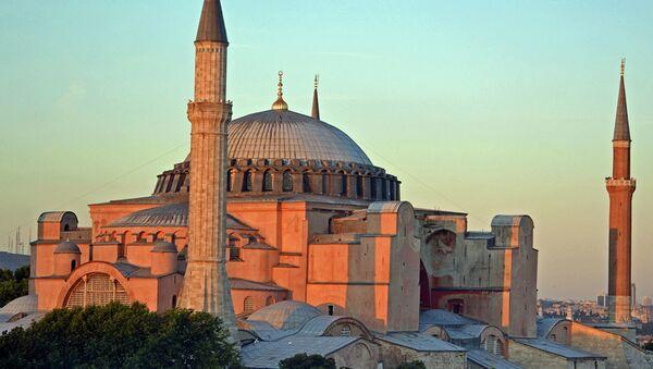 Собор Святой Софии в Стамбуле - Sputnik Аҧсны