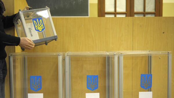 Подготовка к проведению второго тура выборов президента Украины - Sputnik Абхазия