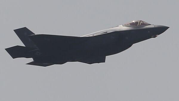 Вашингтон Анкара апрограмма F-35 изалнахыз аҳәеит - Sputnik Аҧсны