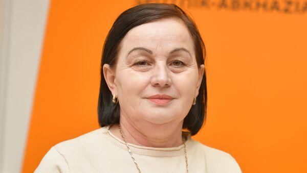 Марина Ласурия - Sputnik Аҧсны