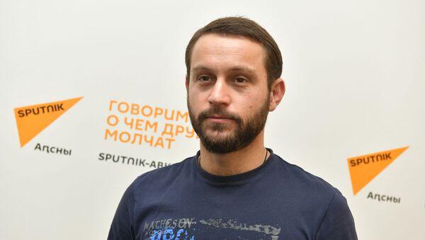 Михаил Цкуа - Sputnik Аҧсны